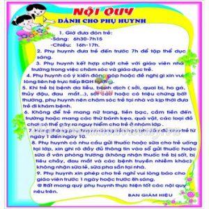 Bang Noi Quy Danh Cho Phhs Vm6832