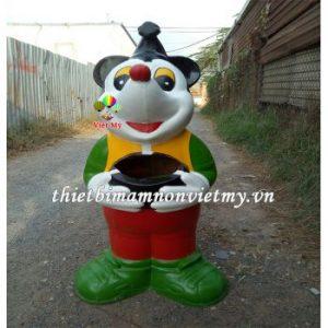 Thung Rac Chu He Vm6207