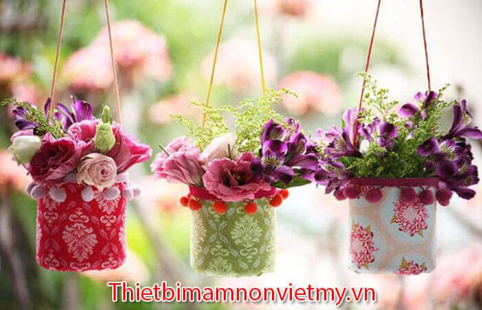 Cach Trang Tri Cua Lop Mam Non Dep 2
