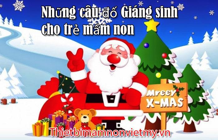 Nhung Cau Do Giang Sinh Cho Tre Mam Non 1 1