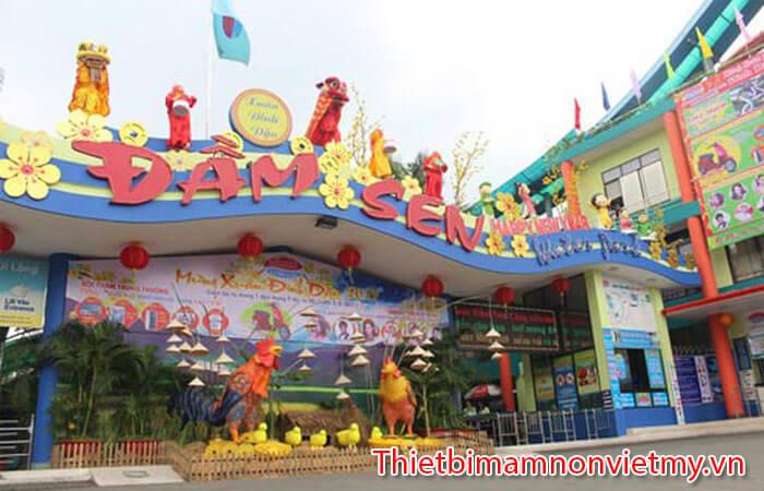 Tet Duong Lich Dan Tre Di Dau Choi O Sai Gon 14