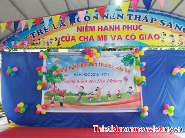 Trang Tri Lop Mam Non 20 11 10