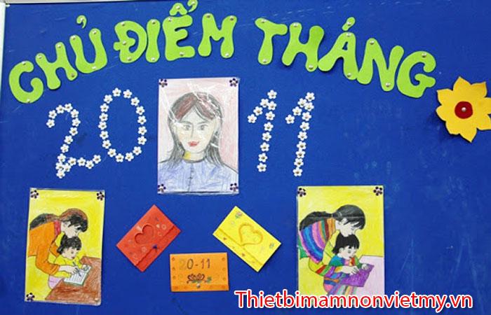 Trang Tri Lop Mam Non 20 11 4