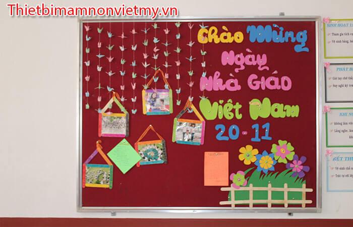Trang Tri Lop Mam Non 20 11 5