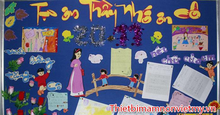 Trang Tri Lop Mam Non 20 11 6