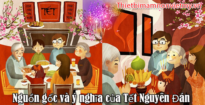 Nguon Goc Va Y Nghia Cua Tet Nguyen Dan 1 3