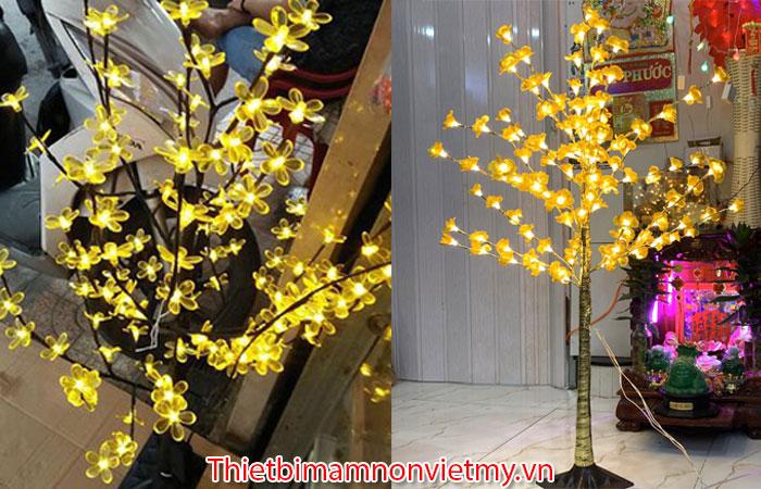 Huong Dan Trang Tri Cay Mai Gia Ngay Tet Cuc Dep 10
