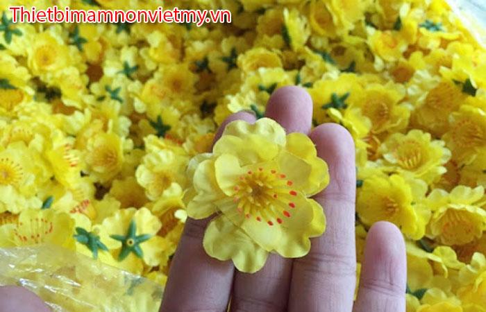Huong Dan Trang Tri Cay Mai Gia Ngay Tet Cuc Dep 5