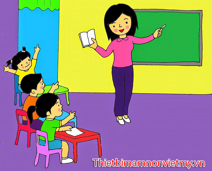 Nhung Bai Tho Chu De Truong Mam Non Cho Be 2
