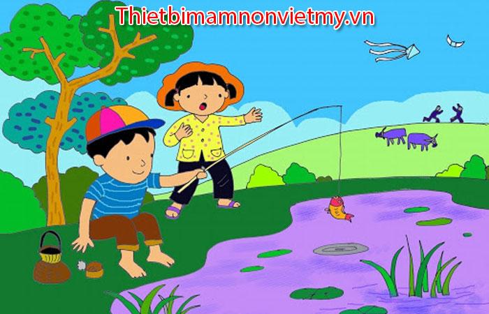 Nhung Bai Tho Ve Mua He Cho Tre Mam Non Hay Nhat 4