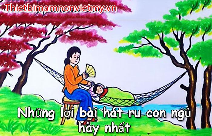 Nhung Loi Bai Hat Ru Con Ngu Hay Nhat 1