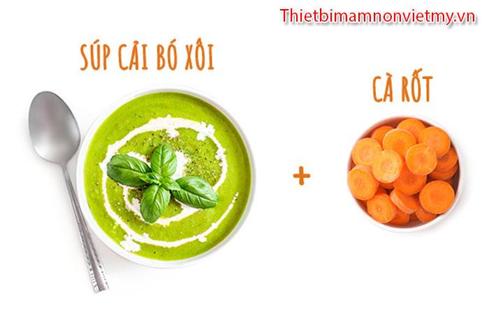 8 Cach Nau Cai Bo Xoi Cho Be An Dam Hoai Khong Ngan 4