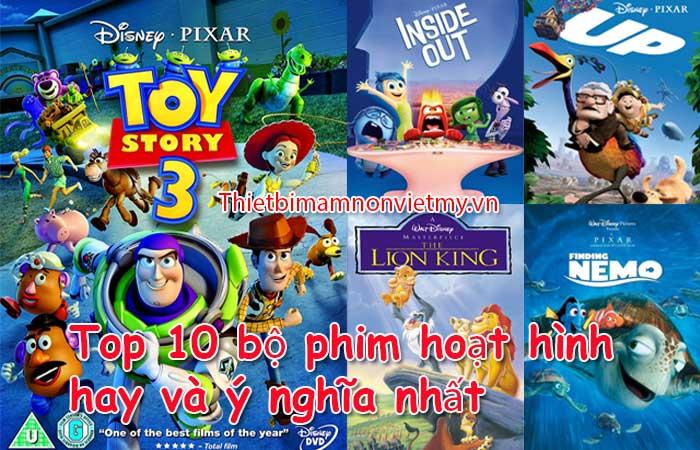 Top 10 Bo Phim Hoat Hinh Hay Va Y Nghia Nhat 1