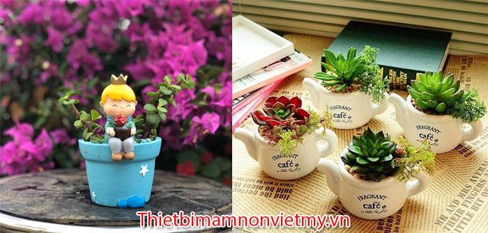 3 Y Tuong Trang Tri Ban Hoc Cho Be Cuc Hay 4