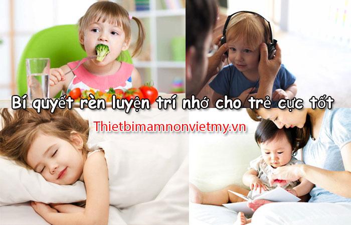 Bi Quyet Ren Luyen Tri Nho Cho Tre Cuc Tot 1 1
