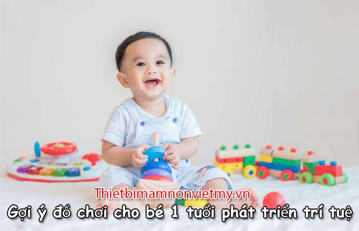 Goi Y Do Choi Cho Be 1 Tuoi Phat Trien Tri Tue 1